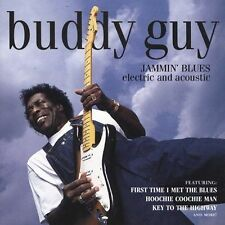 Buddy Guy Jammin Blues Electric Acoustic Guitar- Key To The Highway CD