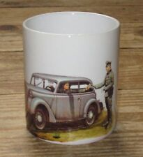German Staff Car WWII Art Work MUG