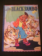 Little Black Sambo  Illustrations by Ethel Hays Saalfield 1942