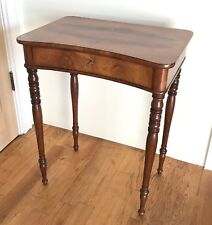 walnut sewing table antique furniture for sale ebay rh ebay com
