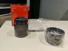 Sony SEL 50 mm F/1.8 OSS per Sony E-Nero