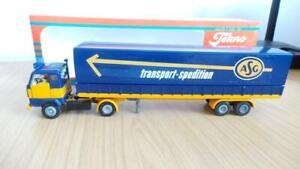 HB32: Uncommon Tekno 1:50 Scale ASG Transport Truck & Trailer Combination
