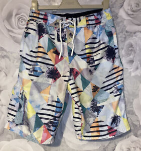 Boys Age 9–10 Years - M&S Swimming Shorts