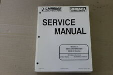 MARINER MERCURY SERVICE MANUAL MODELS 30/40 FOUR STROKE S/N US 0G760300 AND ABOV