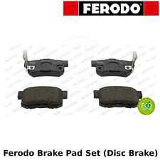 Ferodo Brake Pad Set (Disc Brake) - Rear - FDB1679 - OE Quality
