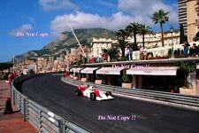 Ayrton Senna McLaren MP4/8 Winner Monaco Grand Prix 1993 Photograph 3