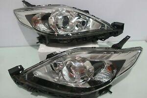 JDM Mazda Premacy MAZDA5 HID Mazda 5 Headlights Head Lights Lamps 2008-09 1Pairs