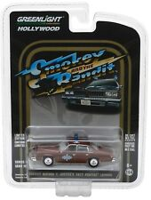 1:64 GreenLight HOLLYWOOD R18 SMOKEY & THE BANDIT Buford T Justice 1977 Pontiac