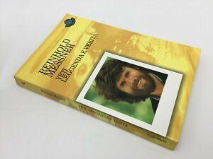 Reinhold Messner YETI LEGGENDA E VERITÀ 1a ed.