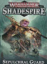 Warhammer Underworlds Shadespire Sepulchral Guard Single Cards