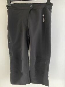 MOUNTAIN WAREHOUSE WOMENS 2 In 1 CYCLING WALKING TROUSERS SIZE 10 Exc Condition