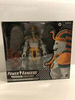 New Sealed Power Rangers Lightning Collection Mighty Morphin King Sphinx