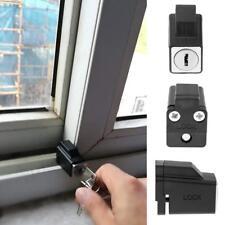 Aluminum Alloy Security Child Sliding Door Patio Window Bolt Locking Catch Lock