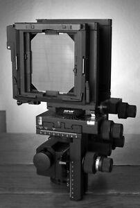 Sinar P2 4x5 Camera With Schneider Apo-symmar 150 In Peli 1620 Case