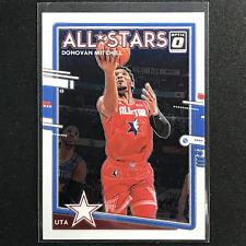 2020-21 Donruss Optic DONOVAN MITCHELL All-Stars Base #14