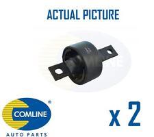 2 x REAR CONTROL ARM BUSH PAIR COMLINE OE REPLACEMENT CRB3010