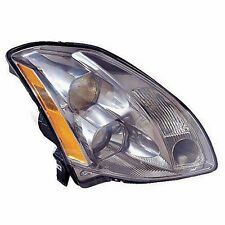 Replacement Headlight Assembly for 04 Maxima (Passenger Side) NI2503150V