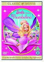 Barbie Presents Thumbelina [DVD][Region 2]