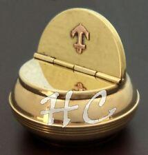 Handmade Brass Ashtray Nautical Collectible Cigar Cigarette Ashtray With Anchor