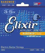 Elixir Electric Guitar Strings