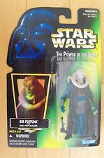 STAR WARS Figur Bib Fortuna - POTF2 - Hologramm OVP Collection 2 1996