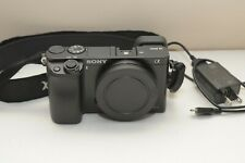 Used Sony Alpha A6000 24.2MP Mirrorles Camera - Body only - 14241 shutter count