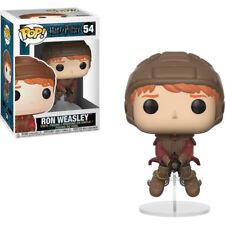 Funko POP! Harry Potter Ron Weasley on Broom (#54) NEW