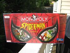 Monopoly- Spider-Man Collector's Edition MARVEL.New.Sealed. 2002