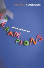 Breakfast Of Champions (Vintage Classics) By Kurt Vonnegut