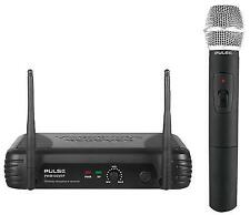 Pulse Pwm100vhf-hh VHF Handheld Wireless Microphone - Qwm6