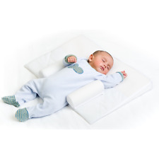 DELTA BABY SUPREME SLEEP LARGE 'DAMAGED BOX' ANTI ROLL COLIC AND REFLUX AID