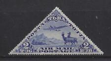 Tannu Tuva 1934 2t Airmail, Roe Deer, Scott C9, SCV $21