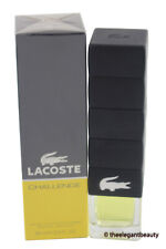 Lacoste Challenge By Lacoste 3.0oz Edt Spray For Men New In Box