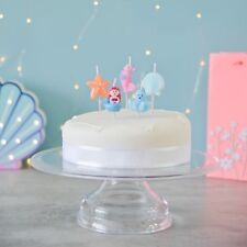 3D Under The Sea Cake Candles, Birthday Cake, Cake Topper
