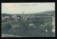 France Isle-de-France MAULE General View 1911 PPC