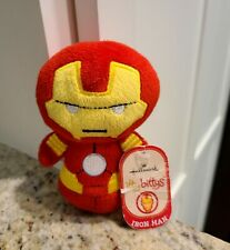 """Hallmark Itty Bittys Marvel  Avengers """"Iron Man""""  pre-owned with Tags"""
