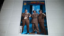 The Three Stooges: The Boys are Back # 1 (2016, American Mythology) Photo Cover