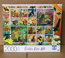 Birds of Asia Jigsaw Puzzle 2000 pcs NEW