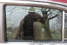 1956 Desoto fireflite 8 4 door sedan left rear door window glass