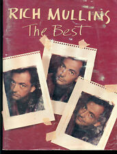 Rich Mullins THE BEST Song Book  Voice Piano Guitar sheet music book praise