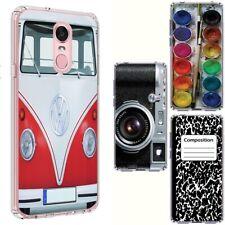 for LG Stylo 4/4 Plus (Clear) Slim Flexible TPU Skin Phone Case Cover-H