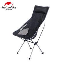 Naturehike Portable Camping Aluminium Alloy Stool Outdoor Foldable Chair Fishing