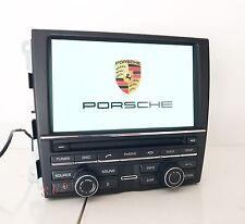2010~2012 GENUINE Porsche EUROPE PANAMERA TURBO PCM3.1 CHANGER NAVIGATION RADIO