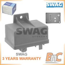 SWAG GLOW PLUG SYSTEM RELAY PEUGEOT FOR FIAT CITROEN LANCIA OEM 62918342 5981.43