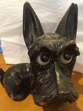 Oswald Dog Clock With Rolling Eyes