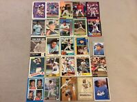 HALL OF FAME Baseball Card Lot 1978-2020 KEN GRIFFEY JR. WILLIE STARGELL CHIPPER