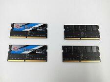 Pack RAM G.SKILL F4-2400C16S-8GRS (4 X 8GB) 32GB DDR4 260 Polig 2400 MHZ