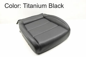 2007-2010 2014 VW EOS - Front Right Lower SEAT Bottom Cushion 1Q0881406BF