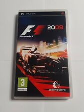 New listing Formula 1 2009 (Sony PSP, 2009) PRISTINE, COMPLETE AND TESTED