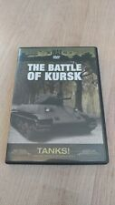 Tanks! The Battle Of Kursk (DVD, 2008) The War Files --- FREE Shipping